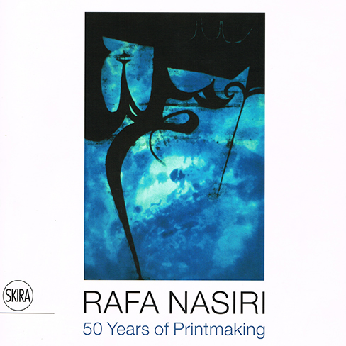 Rafa Nasiri, 50 Years of Printmaking